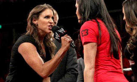 stephanie mcmahon vs brie bella summerslam