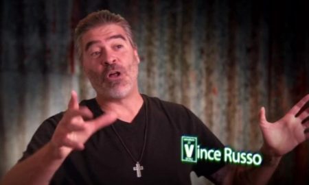 Vince Russo spike tv