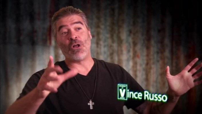 Vince Russo spike tv