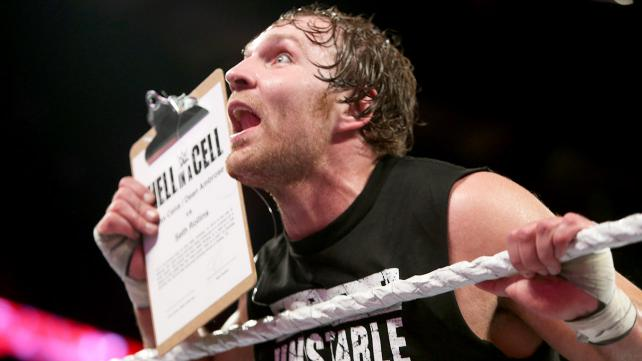 dean-ambrose-hell-in-a-cell-contract