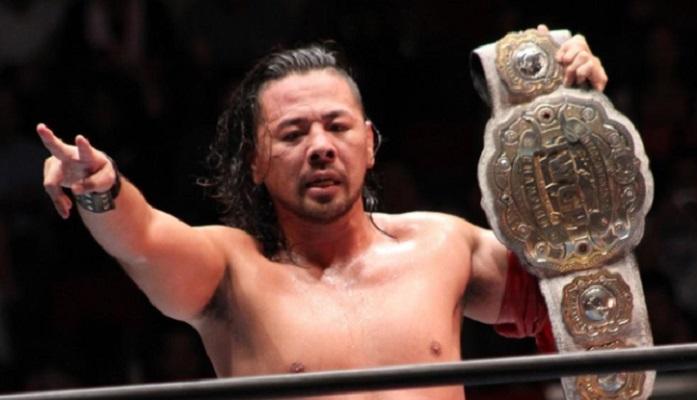 Shinsuke Nakamura power struggle