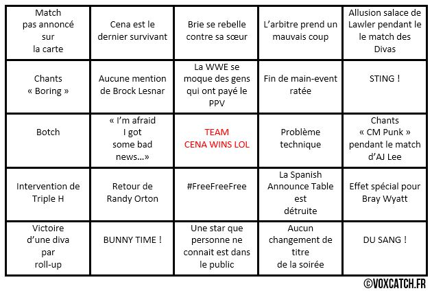 bingo series 2014