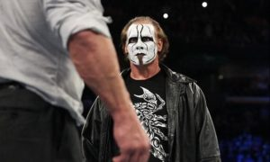 sting survivor series 2014
