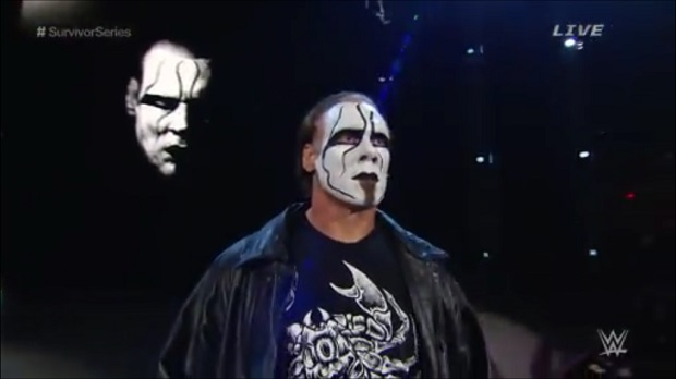 sting survivorseries
