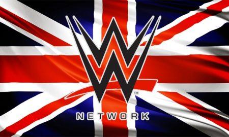 wwe network uk