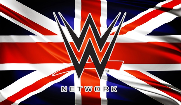 wwe network uk