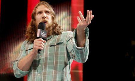 Daniel Bryan Raw