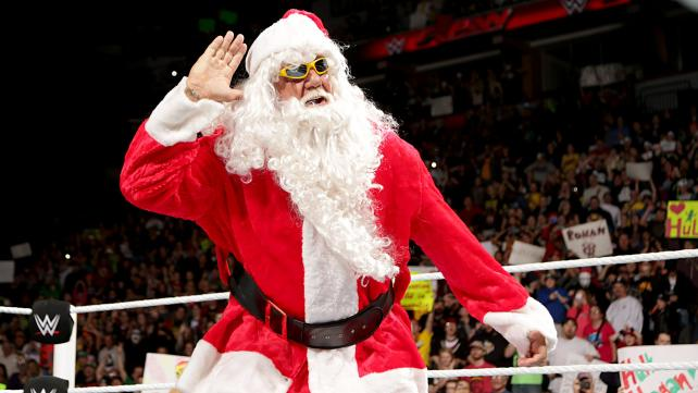 hogan santa raw