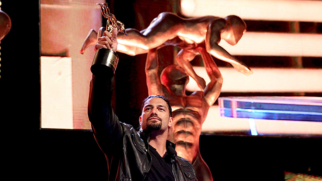 roman reign slammy awards