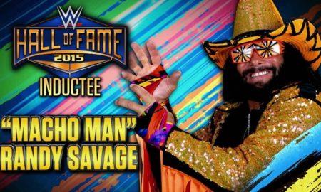 randy savage hall of fame