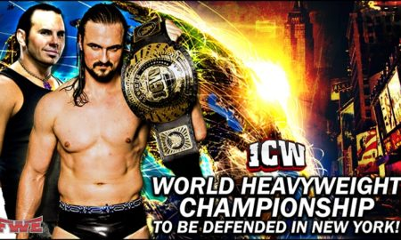 ICW World Heavyweight