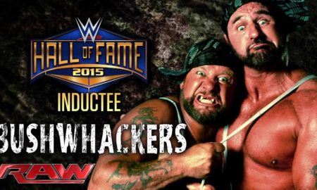 bushwhackers hall of fame