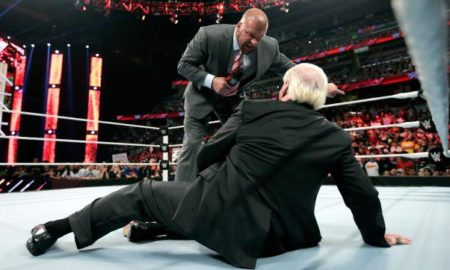 hhh flair raw