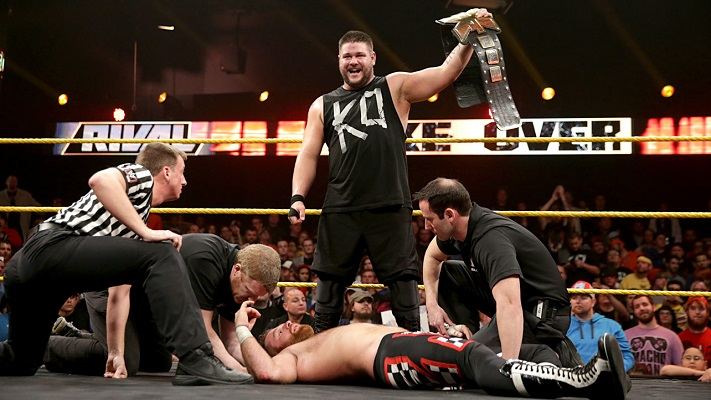 kevin owens takeover rival