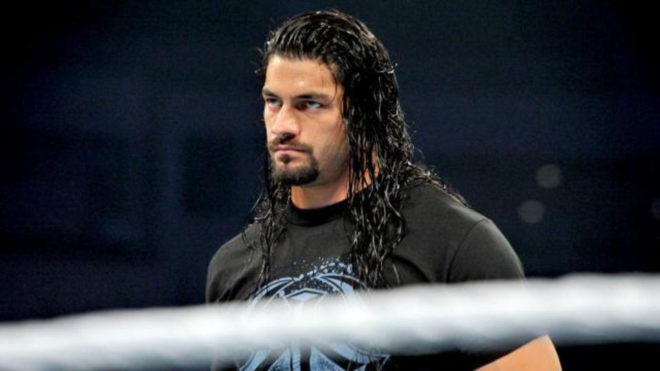 Roman Reigns Royal Rumble 2015