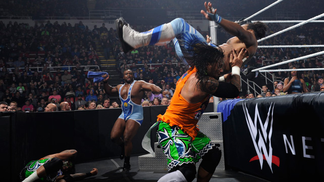 jey uso blessure