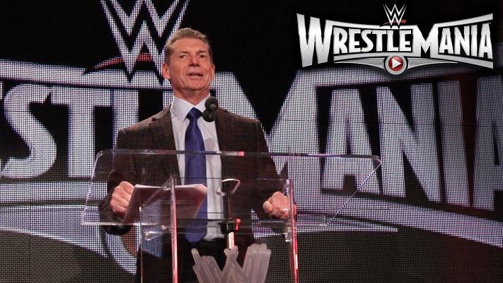 vkm wrestlemania 31 Cest la WrestleMania!