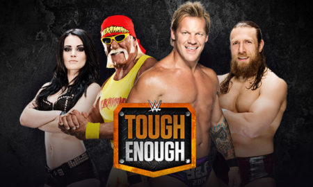 paige hogan bryan jericho tough enough