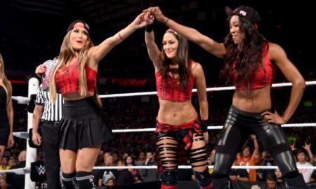 bella twins alicia fox
