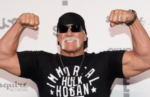 Hulk Hogan attends the NBCUniversal Cable Entertainment 2015 Upfront at The Javits Center on Thursday, May 14, 2015, in New York. (Photo by Evan Agostini/Invision/AP)