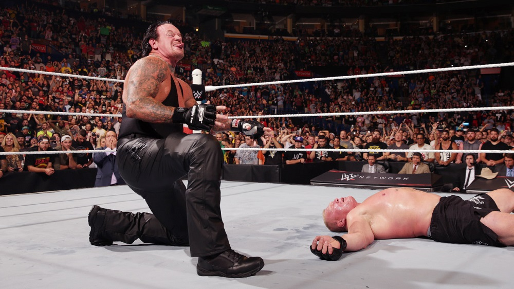 undertaker battleground
