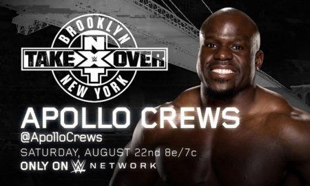 apollo crews debuts