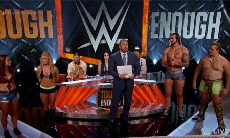 tough enough gagnants