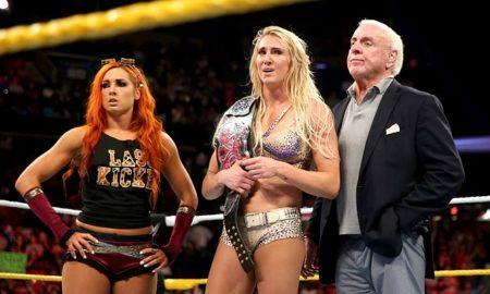 charlotte raw divas title