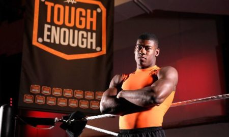 patrick clark tough enough