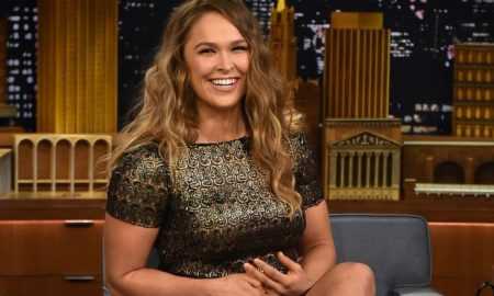 ronda rousey tonight show