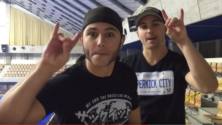 young bucks roh