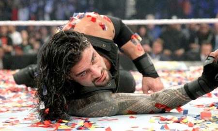 roman reigns survivor series