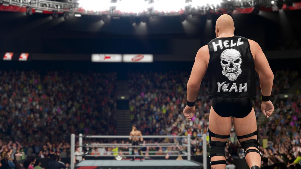stone cold wwe 2K16