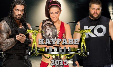 kayfabe awards 2015