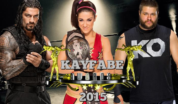 kayfabe awards 2015