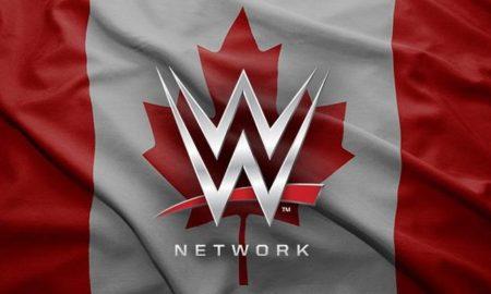 wwe network canada