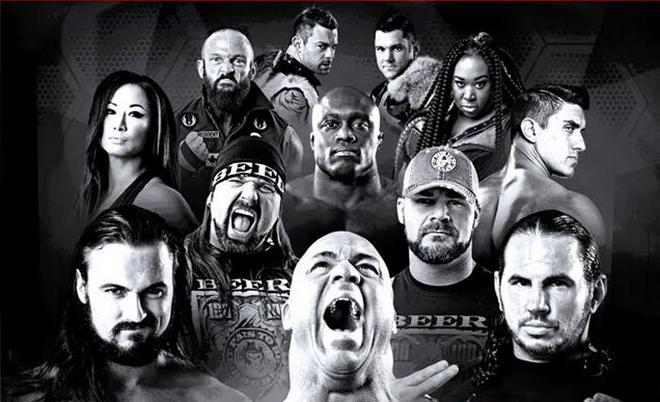 Final TNA UK Tour Poster