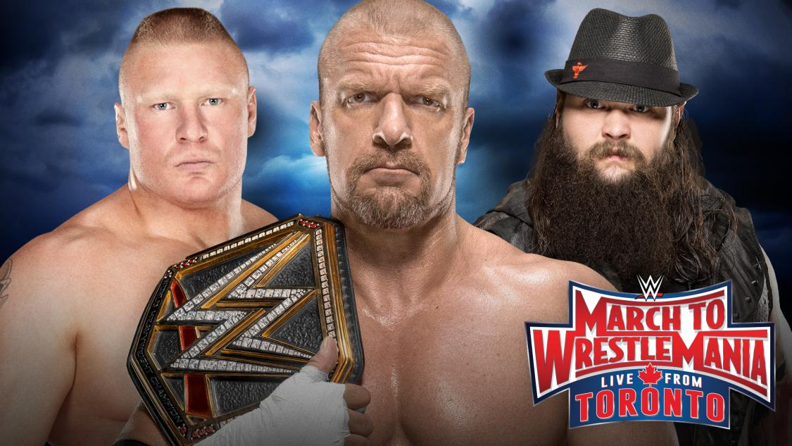 march to wrestlemania