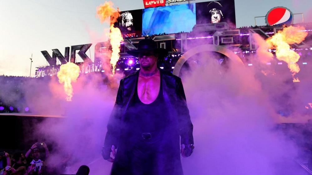 undertaker wm 31