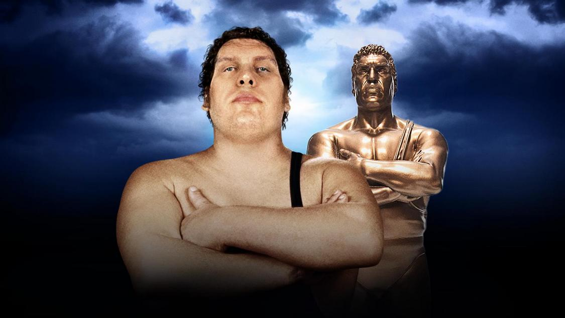 andre the giant memory