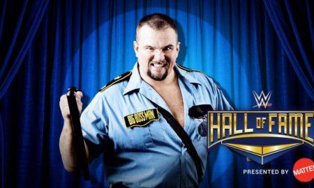 big boss man hall of fame