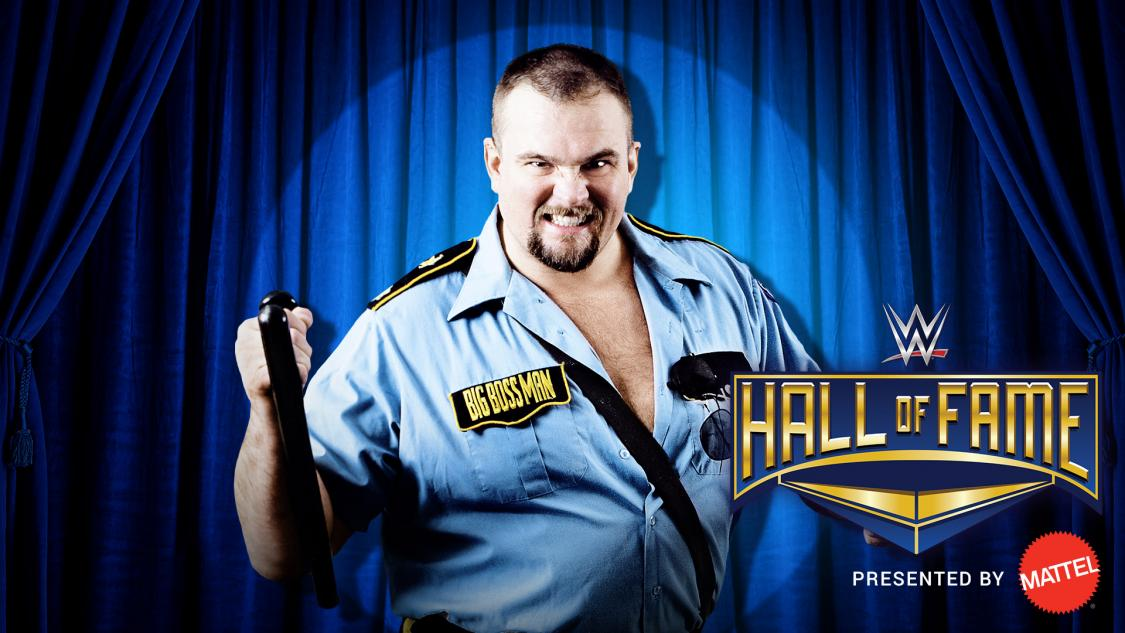 big boss man hall of fame