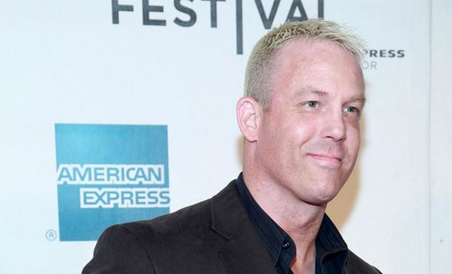 "NEW YORK, NY - APRIL 21:  Professional wrestler Ken Anderson attends ""Mansome"" Premiere during the 2012 Tribeca Film Festival at the Borough of Manhattan Community  College on April 21, 2012 in New York City.  (Photo by Astrid Stawiarz/Getty Images)"