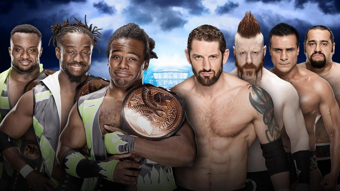 new day contre league of nations