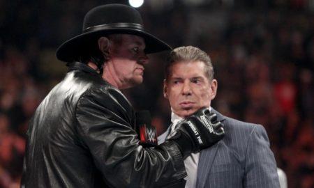 undertaker vince mcmahon raw