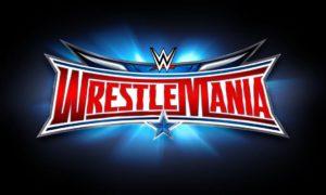 wrestlemania 32 logo 1