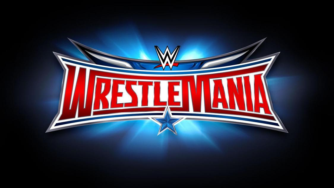 wrestlemania 32 logo 1