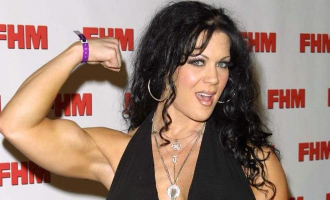 Mandatory Credit: Photo by STEWART COOK/REX/Shutterstock (337198z) CHYNA SPORTSWOMAN WRESTLER FHM PARTY 100 SEXIEST WOMEN, LOS ANGELES, AMERICA - 19 MAY 2001