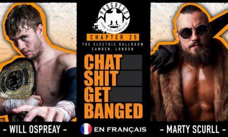 progress wrestling français