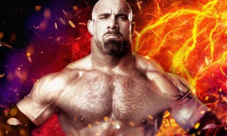 WWE2K17 GOLDBERG
